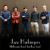JJazz Harbingers Quintet - Aug 2019